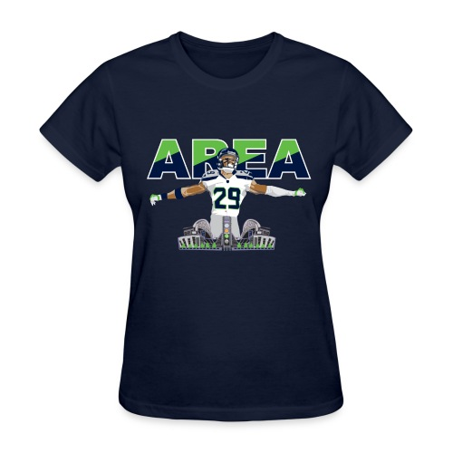 Easy Fit Area 29 Colossus (Navy) - Women's T-Shirt