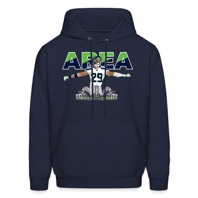 Hoodie Area 29 Colossus (Navy)