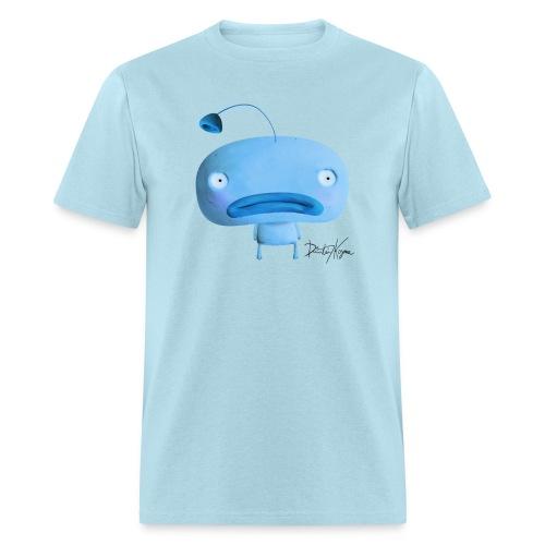 Carpe Diem BLUE man Tshirt - Men's T-Shirt