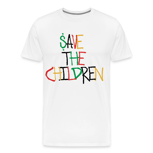 Joey Badass - Save The Children T-Shirt 6ef29abd8dd