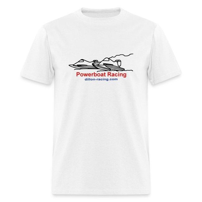 Powerboat Racing Value Tee