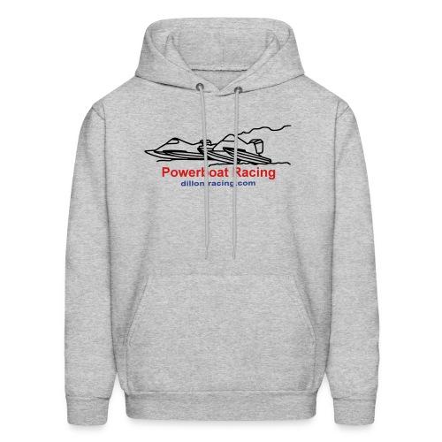 Powerboat Racing Hoodie - Men's Hoodie