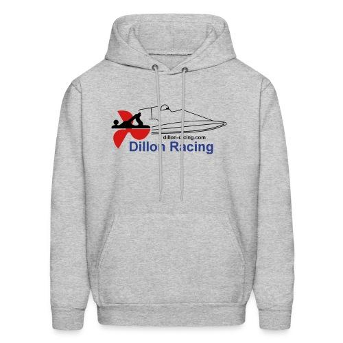 Dillon Racing Hoodie - Men's Hoodie