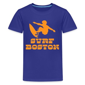 Surf Boston - Kids' Premium T-Shirt