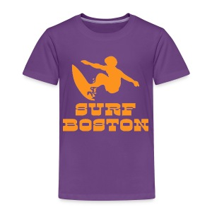 Surf Boston - Toddler Premium T-Shirt