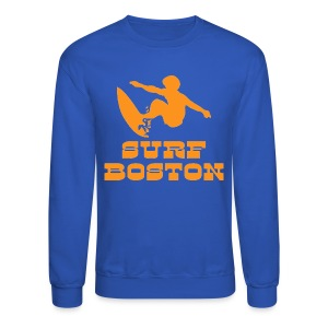 Surf Boston - Crewneck Sweatshirt