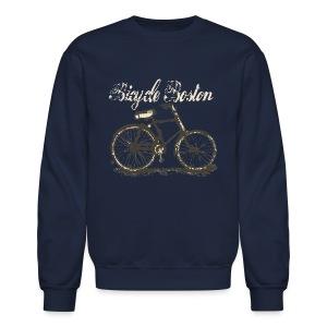Bicycle Boston - Crewneck Sweatshirt