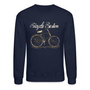 Bicycle Boston - Crewneck Sweatshirt