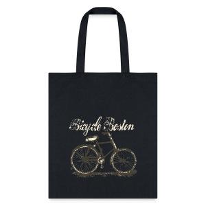 Bicycle Boston - Tote Bag