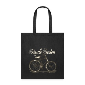 Bicycle Boston - Tote Bag