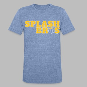 Splash Bros - Unisex Tri-Blend T-Shirt