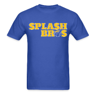 T-Shirts ~ Men's T-Shirt ~ Splash Bros
