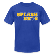 T-Shirts ~ Men's T-Shirt by American Apparel ~ Splash Bros