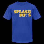 T-Shirts ~ Men's T-Shirt by American Apparel ~ Splash Bros
