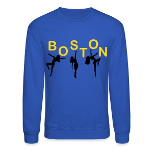 Boston Ladies - Crewneck Sweatshirt