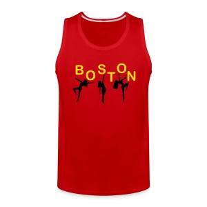 Boston Ladies - Men's Premium Tank