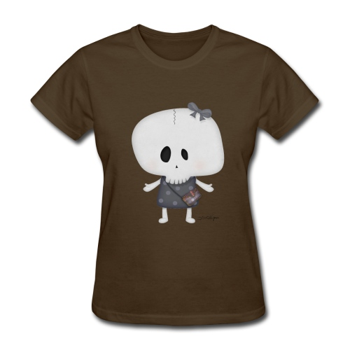 My Sweetheart Skull Girl - Women's T-Shirt