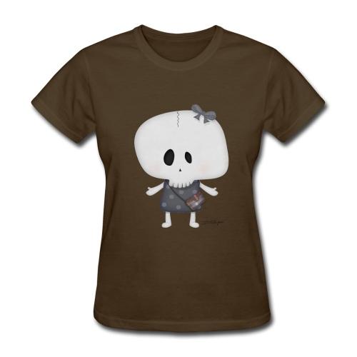 My Sweetheart Skull Girl - Women's T-Shirt