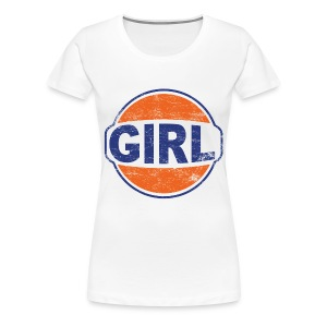 Mopar Girl - Women's Premium T-Shirt
