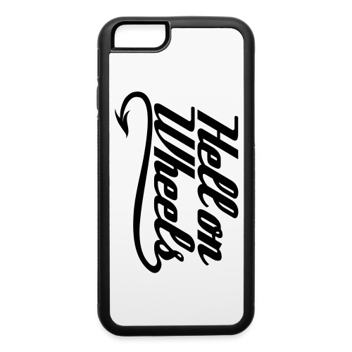 Hell on Wheels - iPhone 6/6s Rubber Case