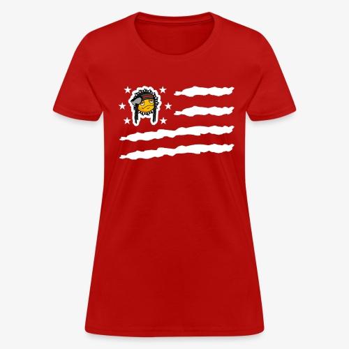 Gloman Flag™ Tee - Women's T-Shirt