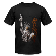 T-Shirts ~ Men's T-Shirt by American Apparel ~ G Lady