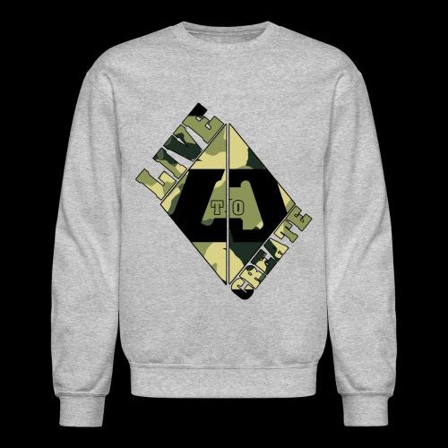 Camo - Crewneck Sweatshirt