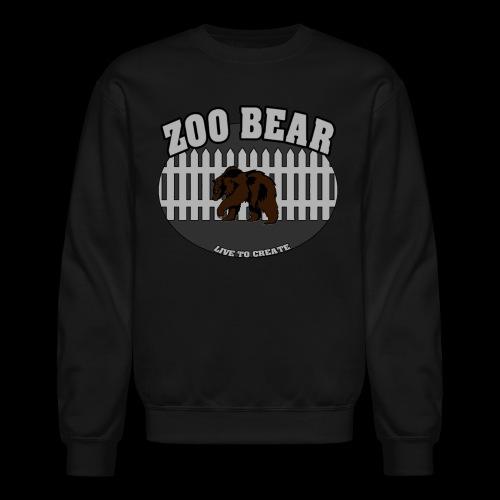 Zoobear x Live to create - Crewneck Sweatshirt