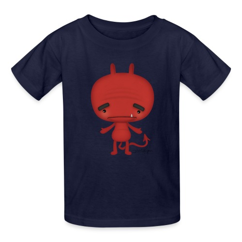 Martin the little devil - My Sweetheart - Kids Tshirt - Kids' T-Shirt