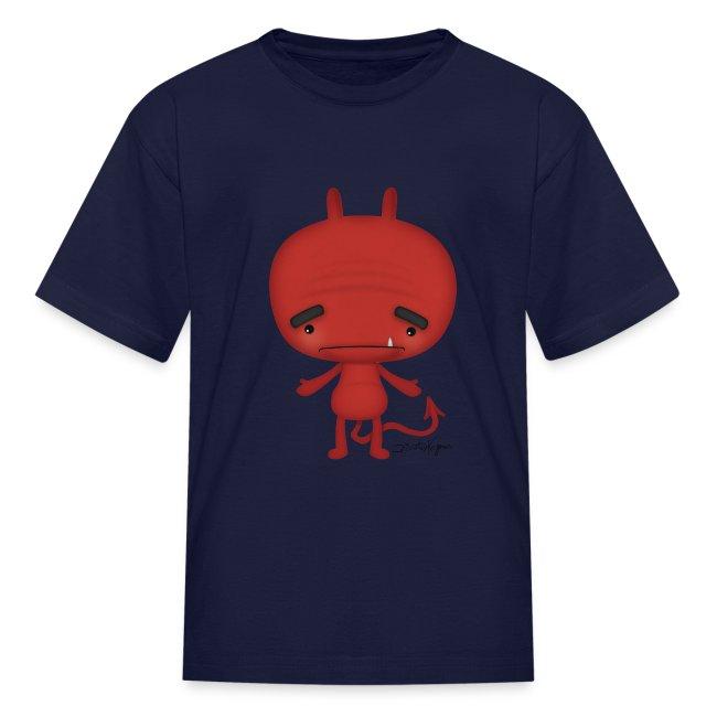 Martin the little devil - My Sweetheart - Kids Tshirt