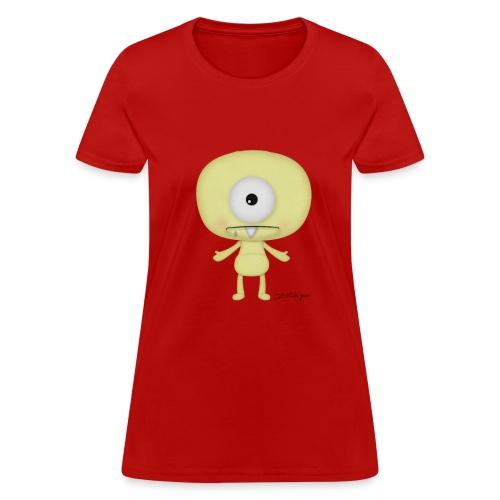 Cyclops - My Sweetheart - Woman Tshirt - Women's T-Shirt