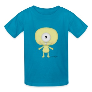 Cyclops - My Sweetheart - Kids Tshirt - Kids' T-Shirt