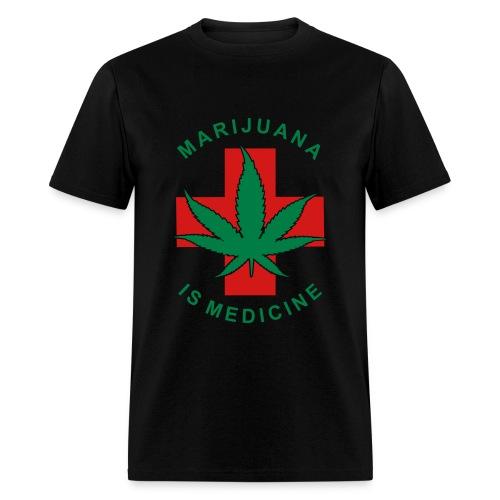 Emerald City Tee Shirt #2 - Men's T-Shirt