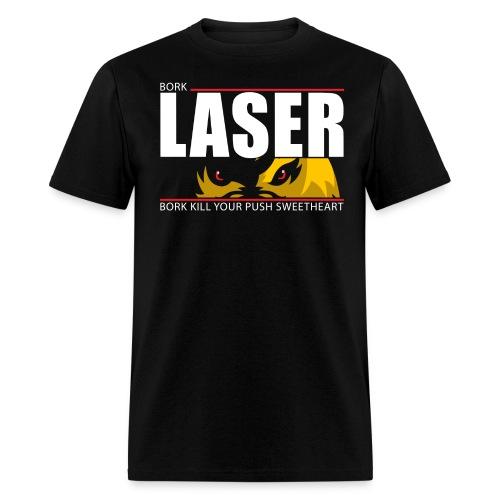 BORK LASER - Men's T-Shirt