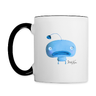 Mugs & Drinkware ~ Contrast Coffee Mug ~ Carpe Diem Mug - Both Sides