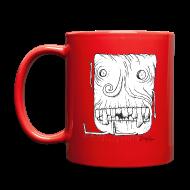 Mugs & Drinkware ~ Full Color Mug ~ Freaky Guy Mug
