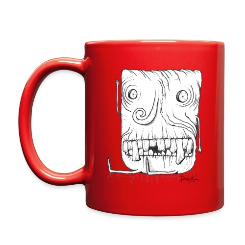 Freaky Guy Mug - Full Color Mug