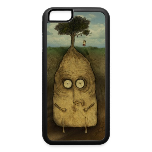 Mr Potato iPhone 6 Case - iPhone 6/6s Rubber Case