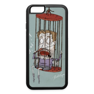 Bird Cage - iPhone 6 Case - iPhone 6/6s Rubber Case