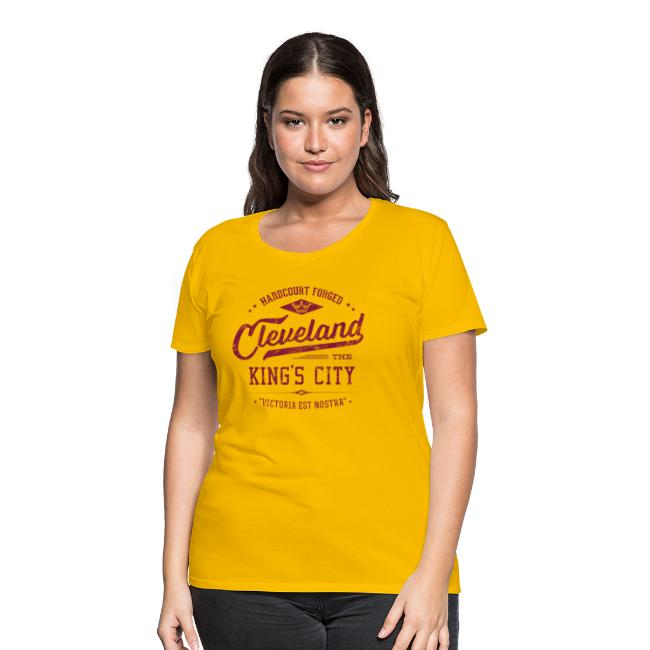 337c16e5 CLEVELAND FANATIC T-Shirts and Apparel | Cleveland Kings City ...