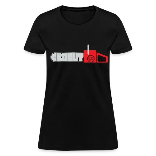 Groovy Female - Women's T-Shirt