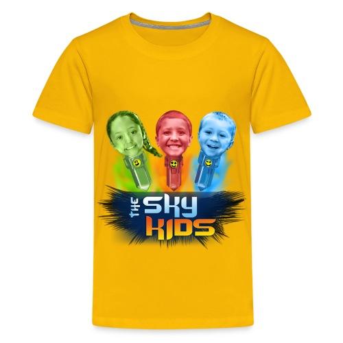 Sky Kids 2015 Logo (Kids Premium) - Kids' Premium T-Shirt
