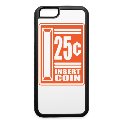 Coin Slot Iphone6 - iPhone 6/6s Rubber Case
