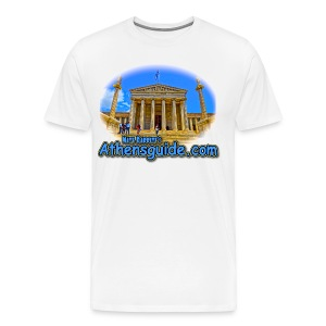 Athensguide University (men) - Men's Premium T-Shirt