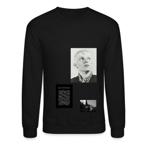 Isolated Heroes X Unknown Pleasure Patch Sweatshirt - Crewneck Sweatshirt