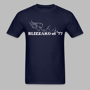 Blizzard of '77 - Men's T-Shirt