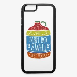 Farm Boy Swill - iPhone 6/6s Rubber Case