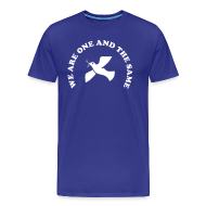 T-Shirts ~ Men's Premium T-Shirt ~ We are one and the same