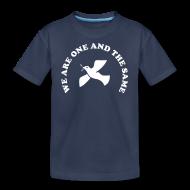 Kids' Shirts ~ Kids' Premium T-Shirt ~ We are one and the same