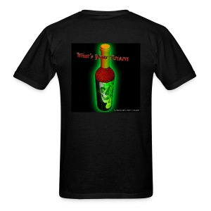 What's Your Poison - Men's T-Shirt